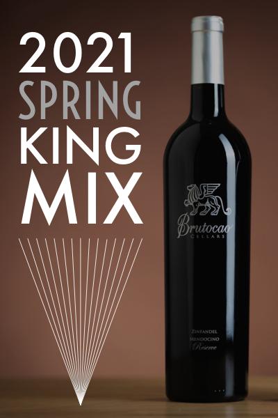 2021 Spring King Mix Shipment (12x750ml)