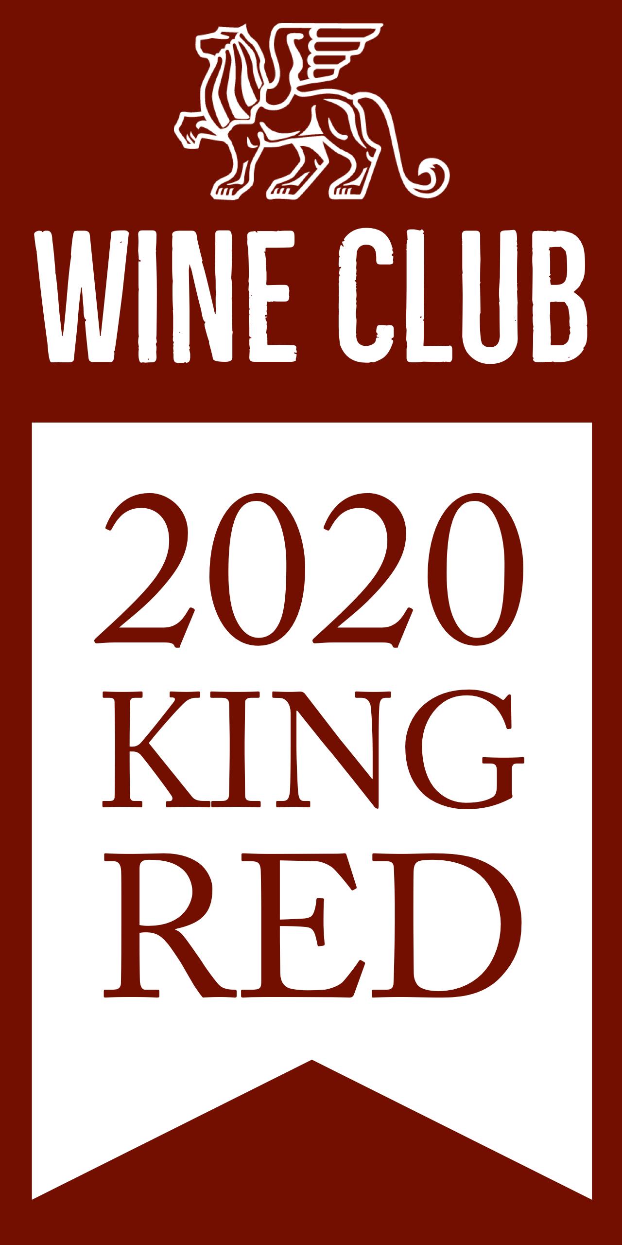 2020 Spring King Red Shipment (12x750ml)