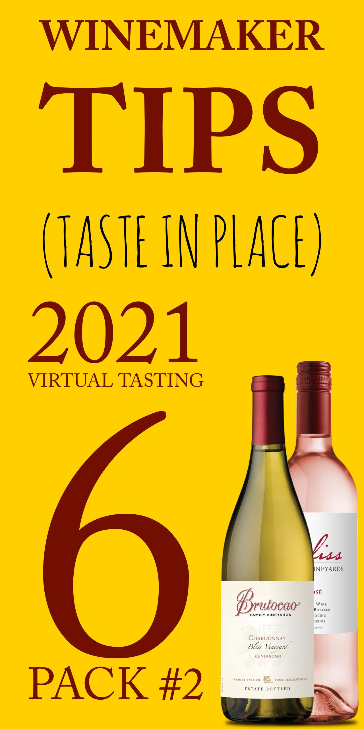 2021 Virtual Tasting 6 pack #2 (6x750ml)