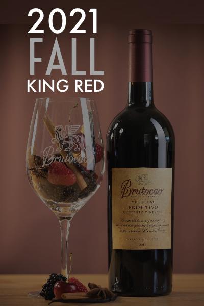 """2021 Fall """"King"""" Club Red Shipment (12x750ml)"""