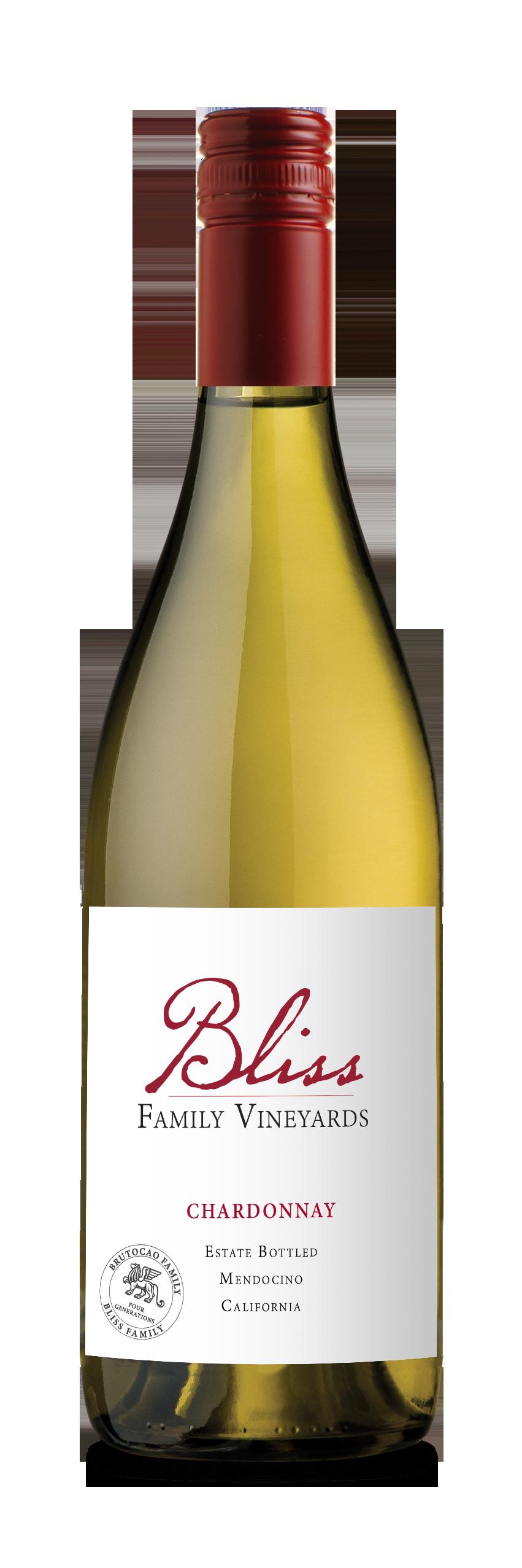 2018 Bliss Family Vineyards Estate Chardonnay (750mL)