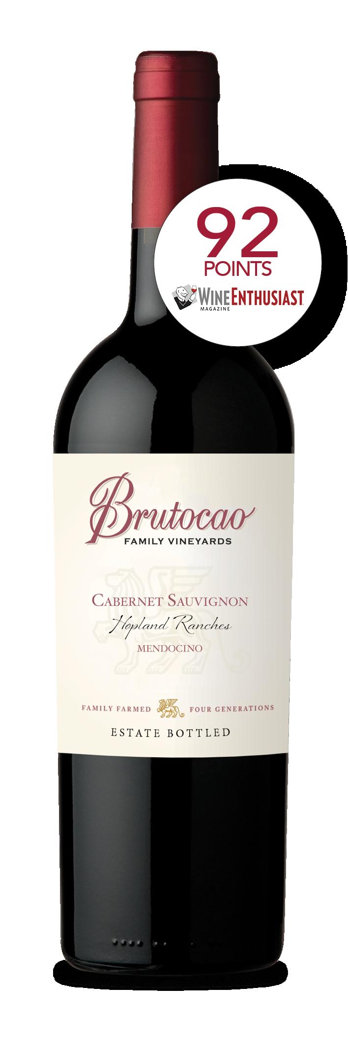 2017 Cabernet Sauvignon, Hopland Ranches, Estate Bottled (750mL)