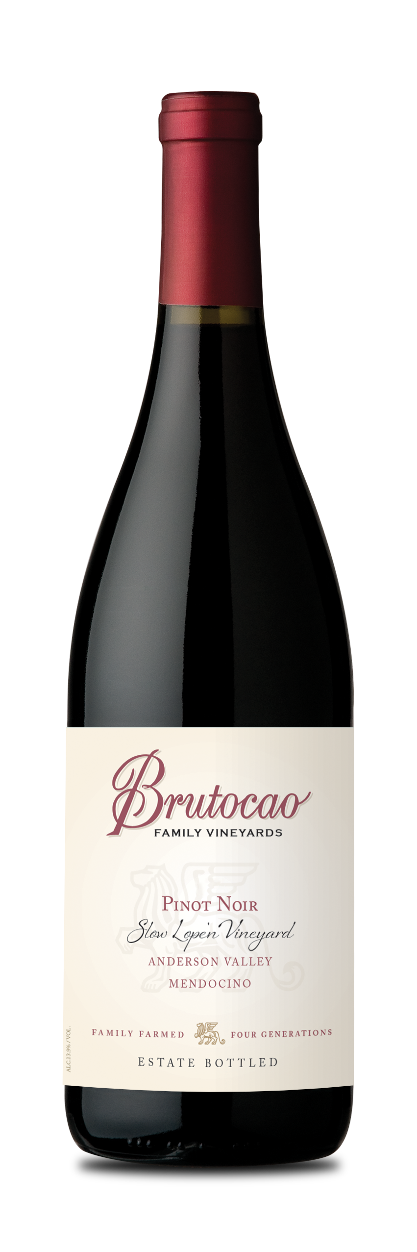 2017 Pinot Noir, Anderson Valley (750mL)