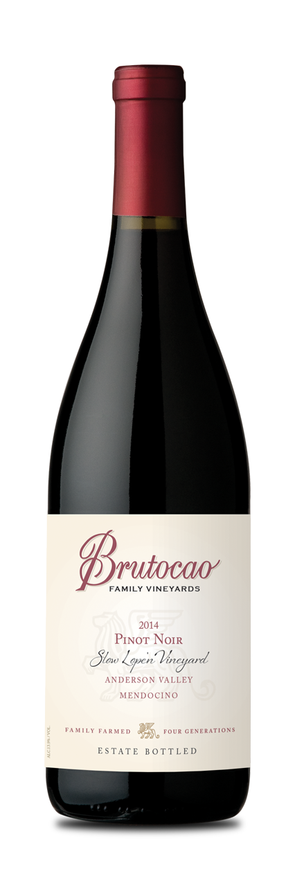 2015 Pinot Noir, Anderson Valley 750ml
