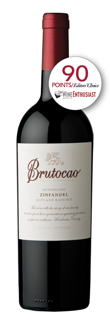 2012 Zinfandel, Hopland Ranches, Estate Bottled 3-Liter