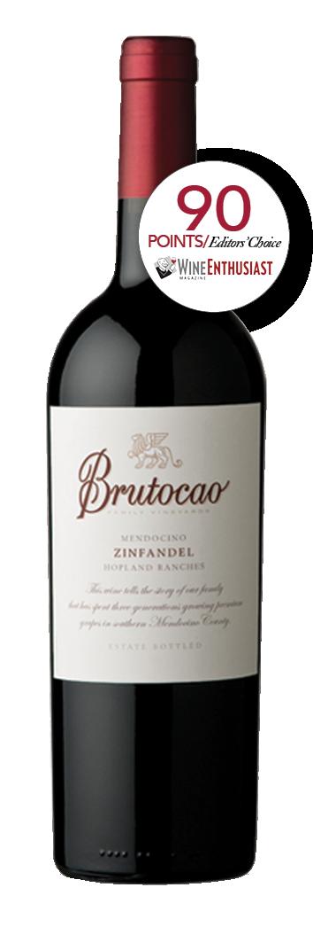 2013 Zinfandel, Hopland Ranches, Estate Bottled 3-Liter (3L)