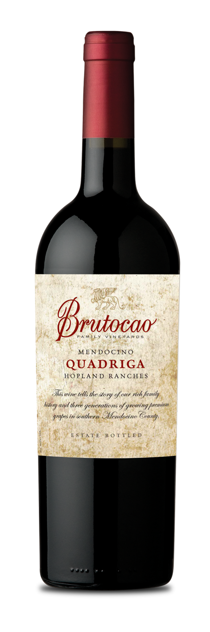 2016 Quadriga, Hopland Ranches, Estate Bottled (750ml)