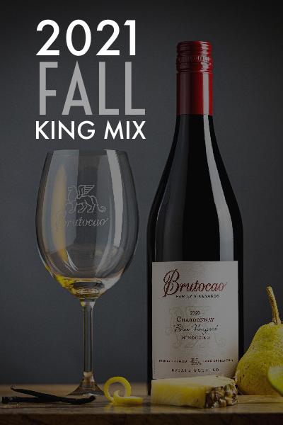 "2021 Fall ""King"" Club Mix Shipment (12x750ml)"