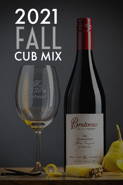 "2021 Fall ""Cub"" Club Mix Shipment (6x750ml)"