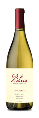 2016 Bliss Family Vineyards Estate Chardonnay 750ml