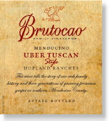2014 Uber Tuscan, Hopland Ranches, Estate Bottled (750ml)