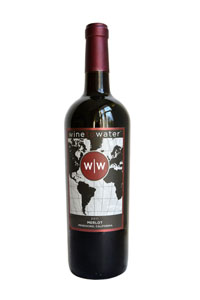 2016 Wine To Water Cabernet Sauvignon (750 ml)