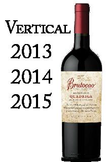 Quadriga Vertical - 2013, 2014, 2015 (3x750ml)