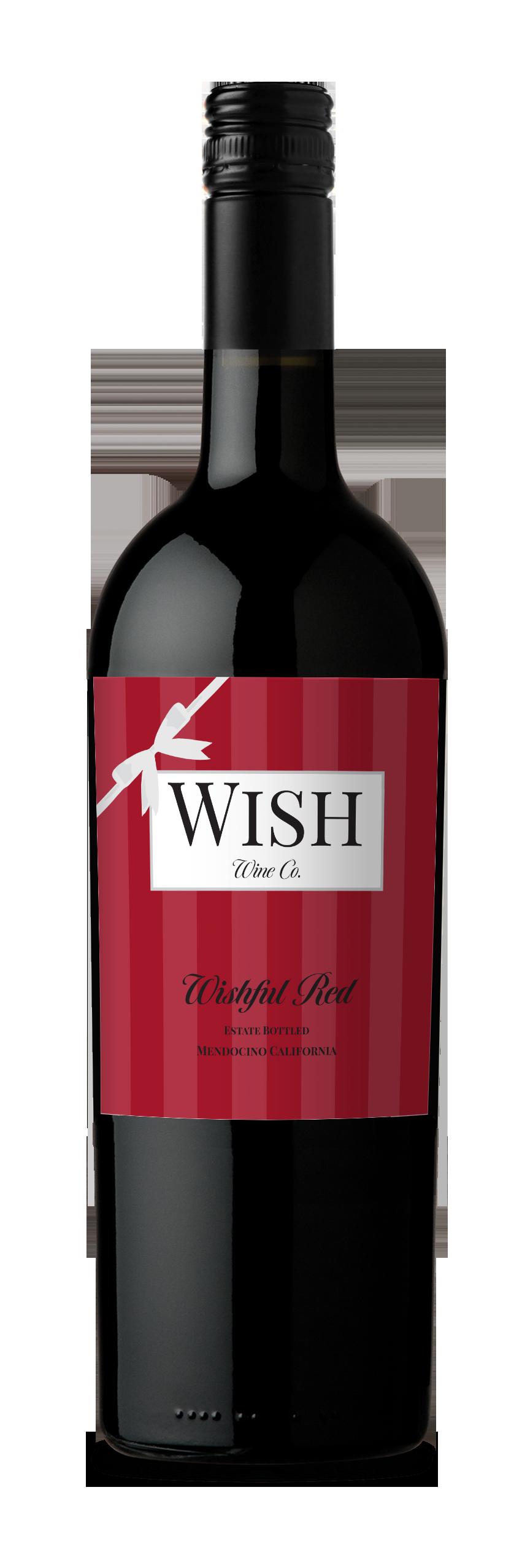 Wish Red Blend -  Mendocino (750ml)