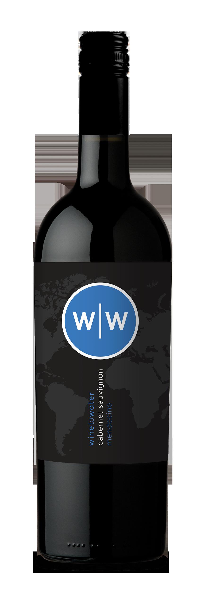 2017 Wine To Water Cabernet Sauvignon (750 ml)