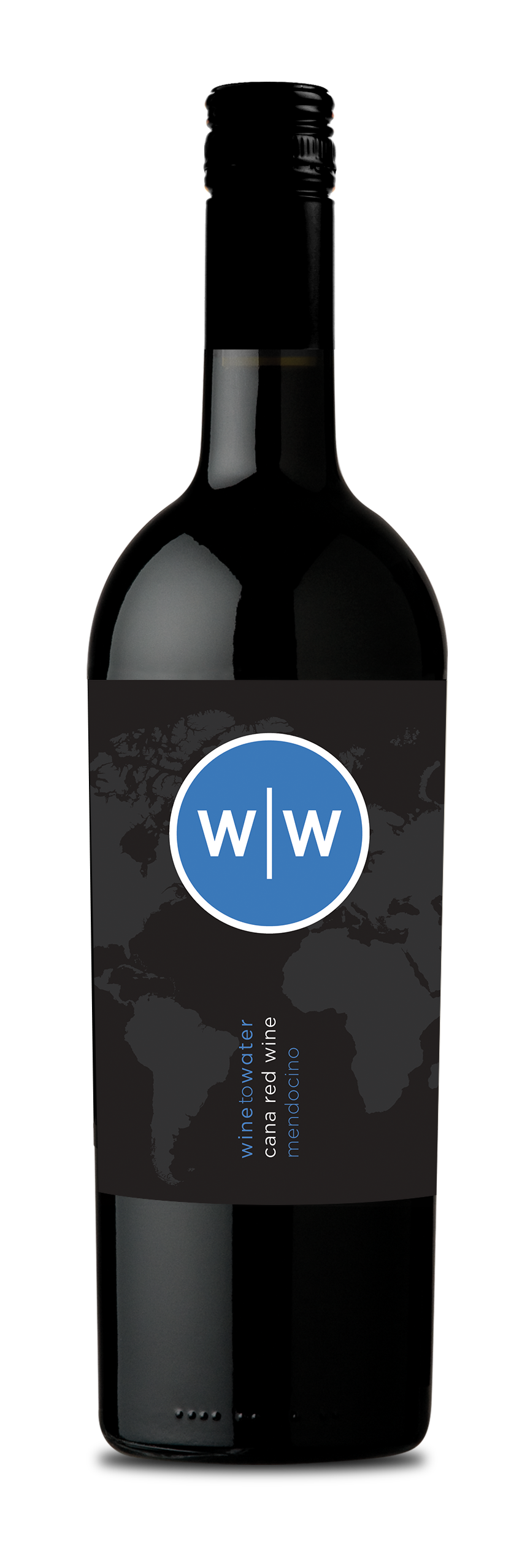 NV Wine to Water Cana Red Wine (750 ml)