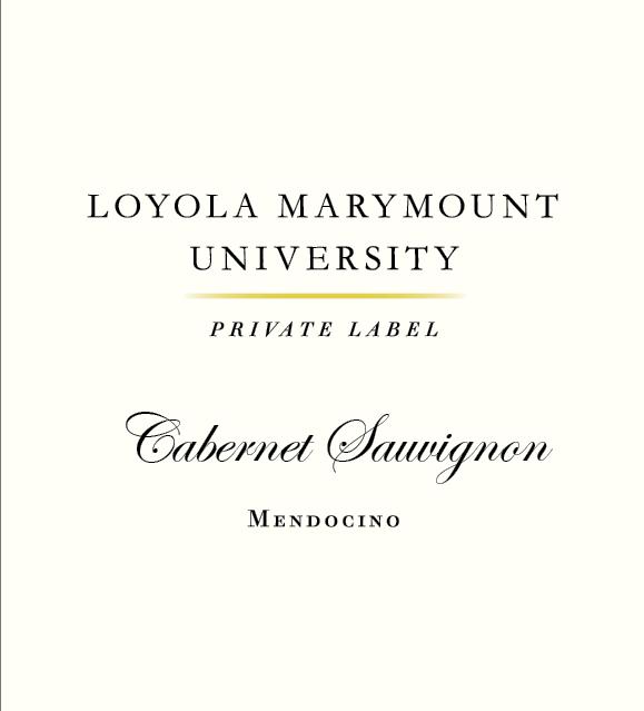 2018 Cabernet Sauvignon - LMU Private Label (750ml)