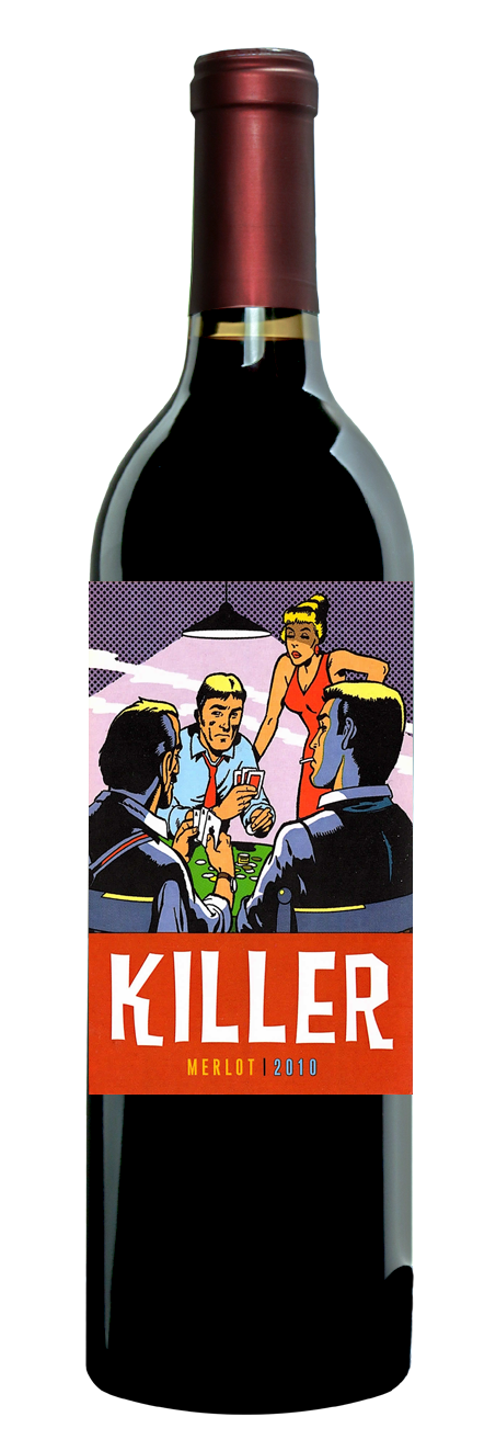 2010 Killer Merlot (750ml)