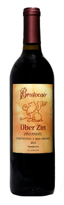 2013 Uber Zin - Mendocino, Estate Bottled (750ml)