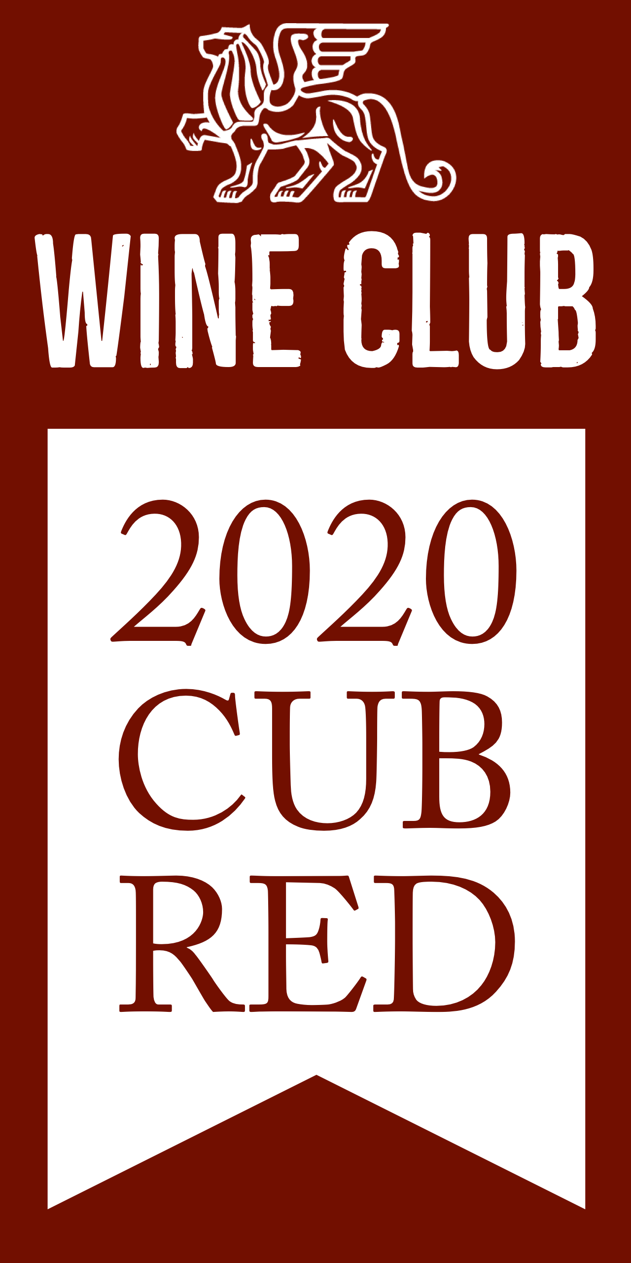 2020 Fall Cub Red Shipment (6x750ml)