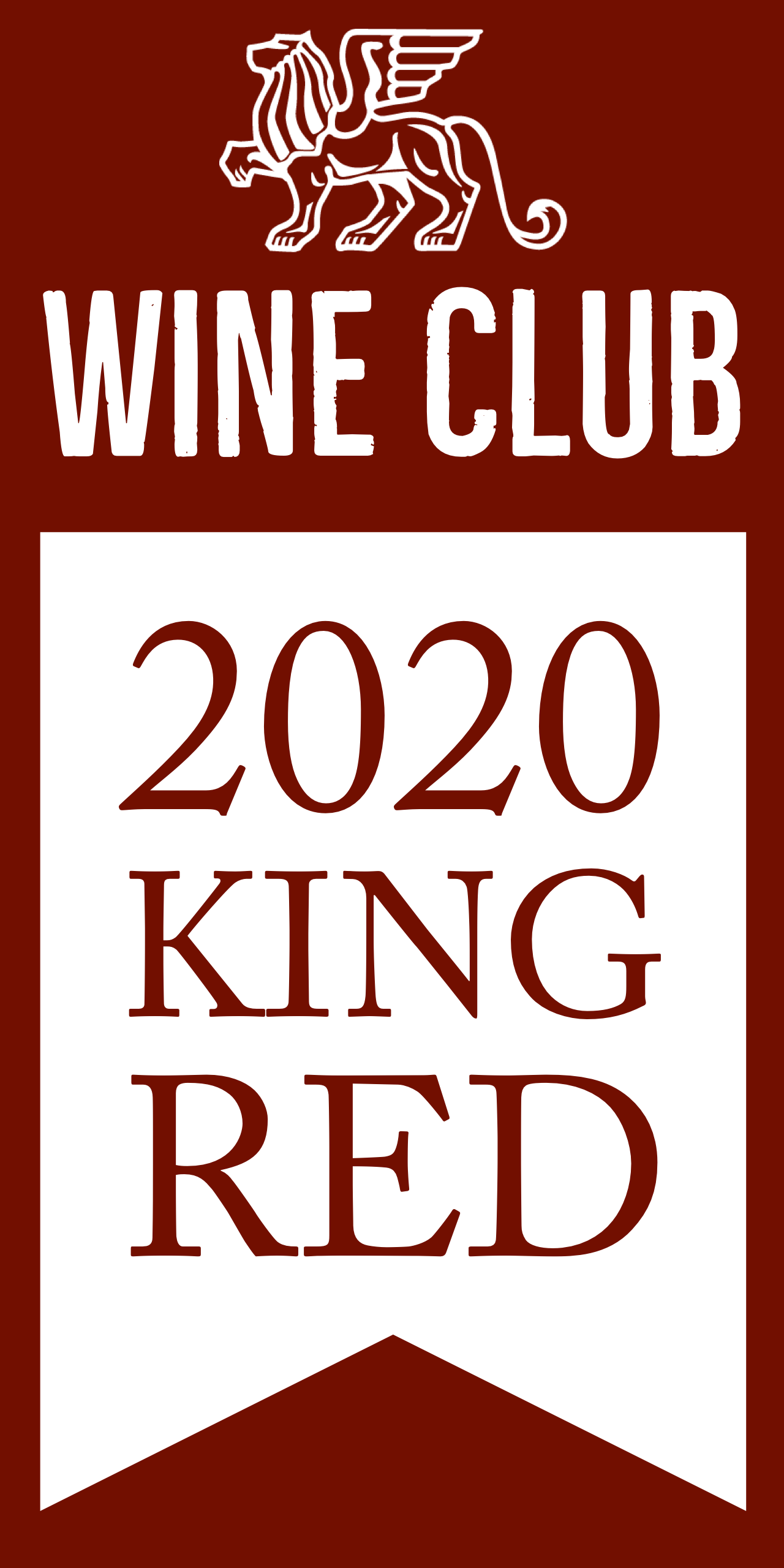2020 Fall King Red Shipment (12x750ml)