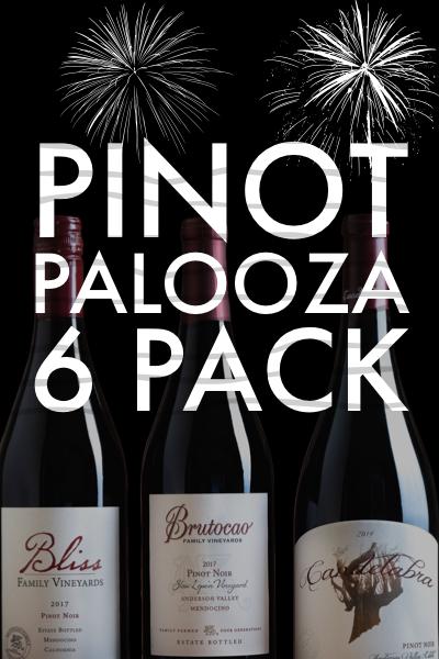 Pinot-Palooza Pinot Noir 6 pack (6 x 750mL)