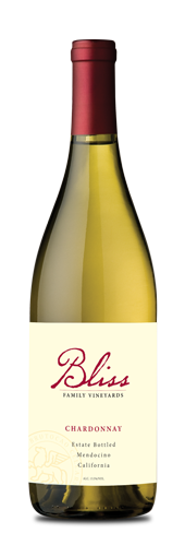 2017 Bliss Family Vineyards Estate Chardonnay 750ml