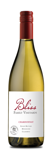 2018 Bliss Family Vineyards Estate Chardonnay (750mL)