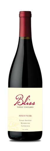 2016 Bliss Family Vineyards Estate Pinot Noir (750ml)