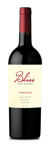 2015 Bliss Family Vineyards Estate Zinfandel (750ml)