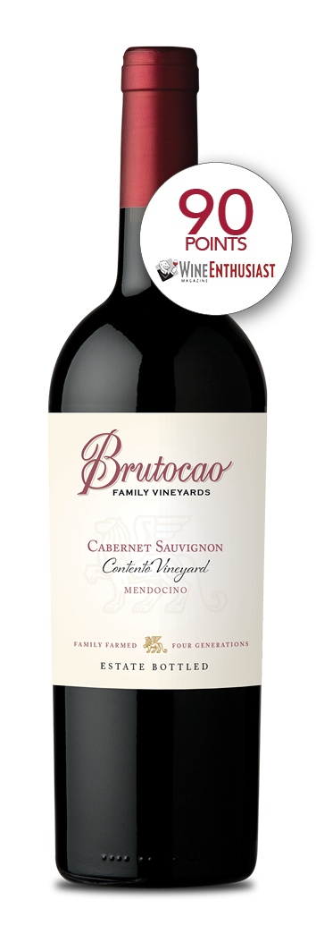 2016 Cabernet Sauvignon, Contento Vineyard, Estate Bottled (750mL)