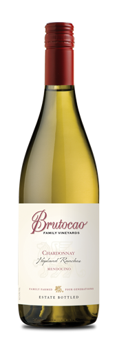 2018 Chardonnay - Hopland Ranches, Mendocino (750ml)