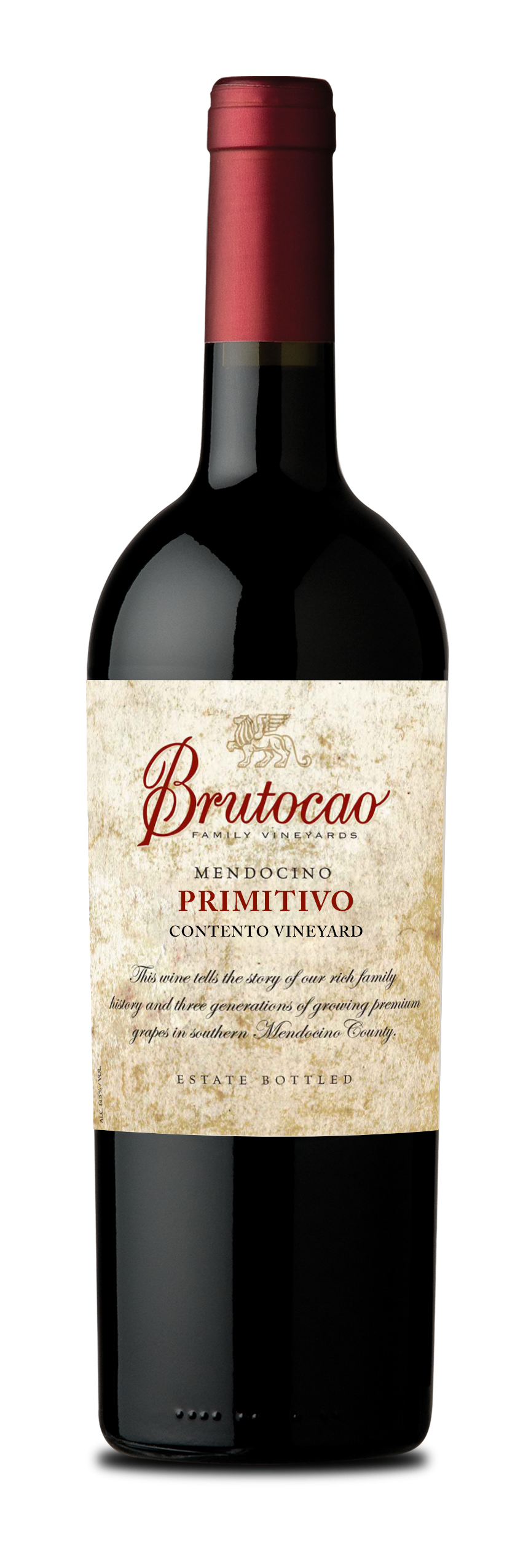 2017 Primitivo, Contento Vineyard, Estate Bottled (750mL)