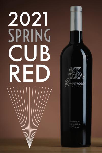 2021 Spring Cub Red Shipment (6x750ml)