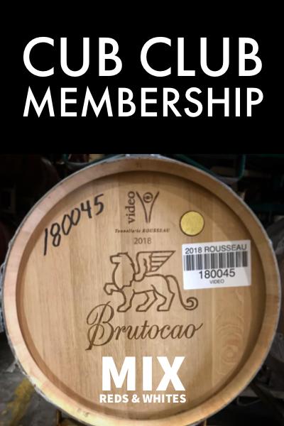 CUB Club Membership - Mix Reds & Whites