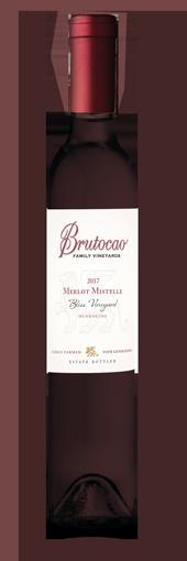 2017 Merlot Mistelle - Bliss Vineyard (375 ml)