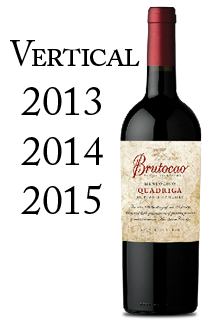 Quadriga Vertical - 2013, 2014, 2015 (3x750ml)