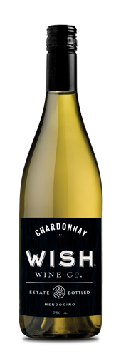2017 Wish Chardonnay -  Mendocino (750ml)