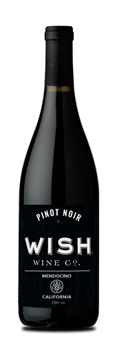 2016 Wish Pinot Noir -  Mendocino (750ml)