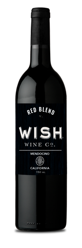 Wish Red Blend -  Mendocino (750ml)