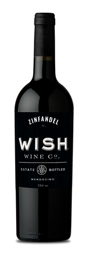 2014 Wish Zinfandel -  Mendocino (750ml)