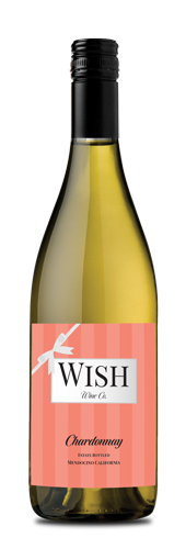 2018 Wish Chardonnay -  Mendocino (750ml)