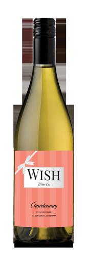 2018 Wish Chardonnay -  Mendocino (750ml)
