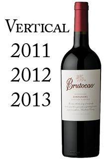 Zinfandel Vertical - 2011, 2012, 2013 (3x750ml)