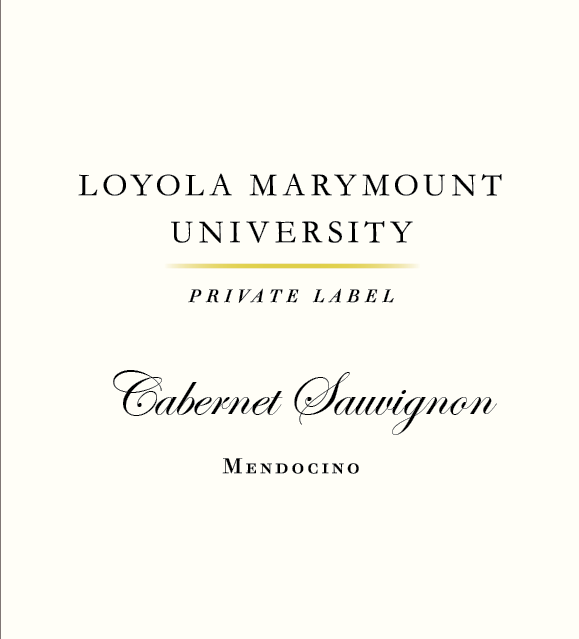 2018 Cabernet Sauvignon - LMU Private Label (750ml)