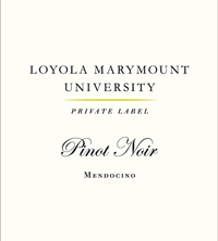 2014 Pinot Noir - LMU Private Label (750ml)